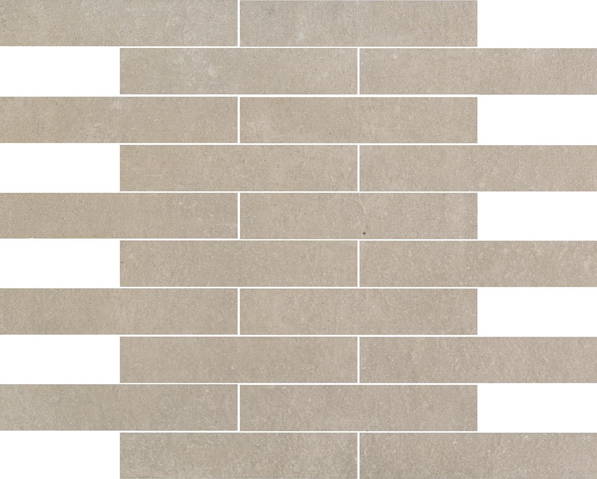 Mosaico Muretto Grey