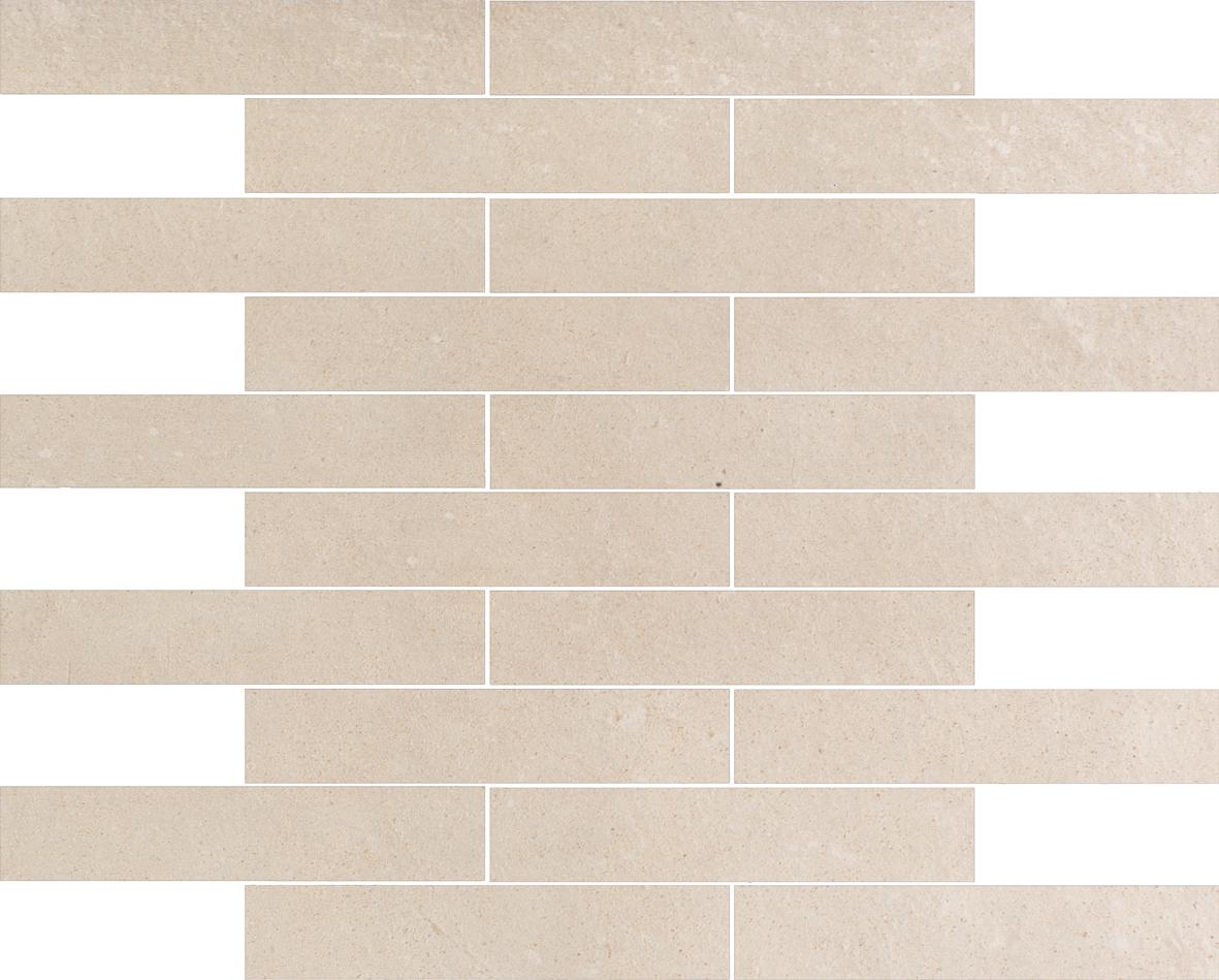 Mosaico Muretto Ecru