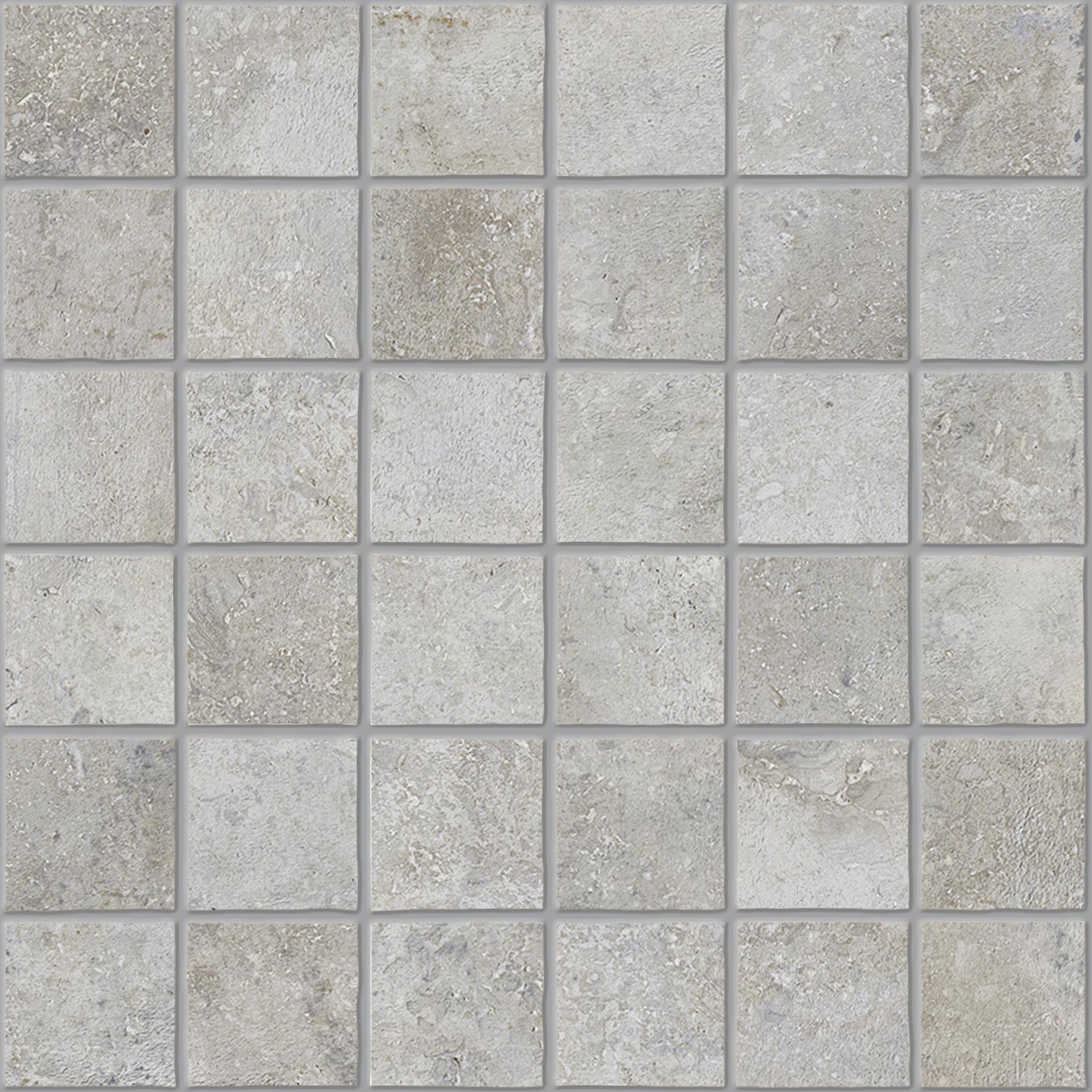 Mosaico Su Rete Burattato Efeso