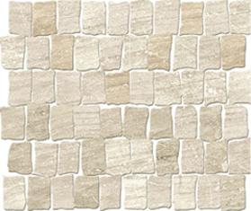 Mosaico Raw Allwood Beige