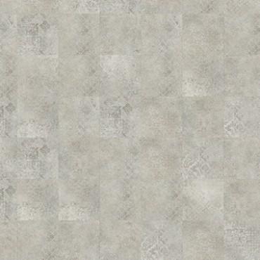 5868 Ivory Stencil Concrete